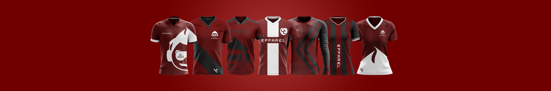 esport jersey design