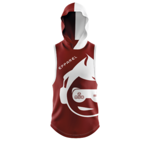 Esport Jersey: Hooded Gamer