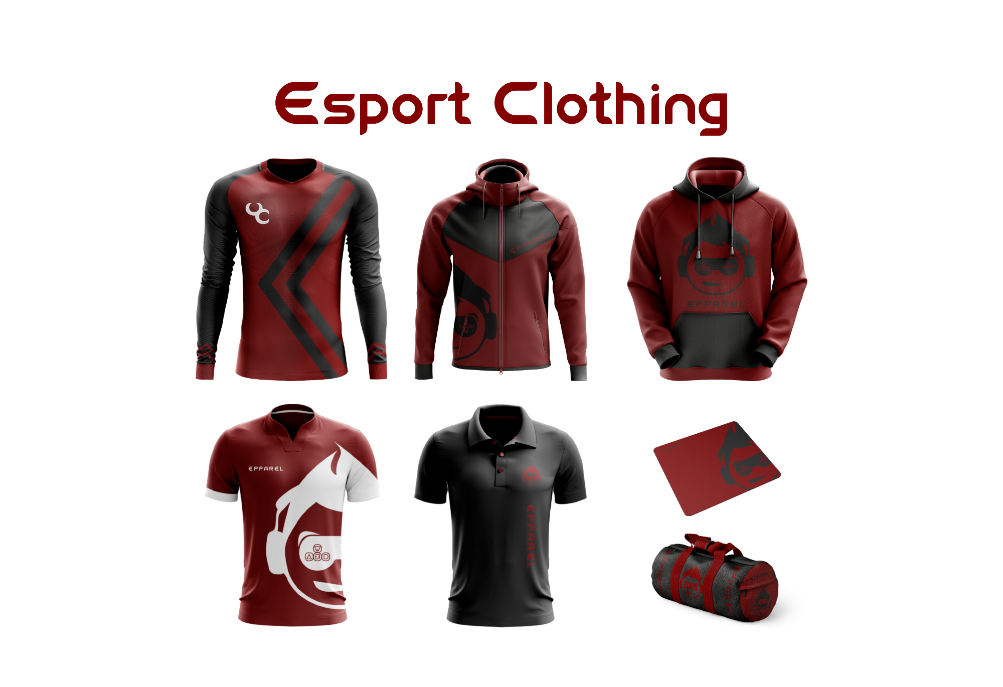 Esport clothing